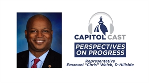 Perspectives on Progress: Welch calls for broad, systemic reforms in wake of protests