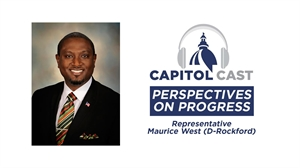 Perspectives on Progress: West says listen to the 'unheard'