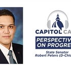 Perspectives on Progress: Peters says path forward will take collective effort from Illinoisans