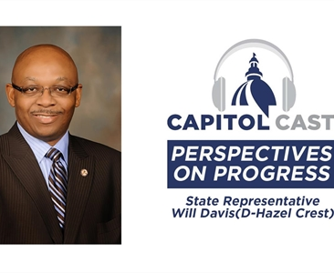 Perspectives on Progress: Davis says filing legislation is a tool to force difficult conversations