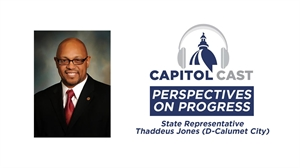 Perspectives on Progress: Rep. Jones warns lawmakers cannot 'legislate morality'