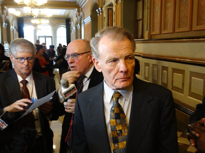 ComEd's bribery admission implicates Madigan