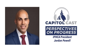 Perspectives on Progress: Jordan Powell talks health disparities