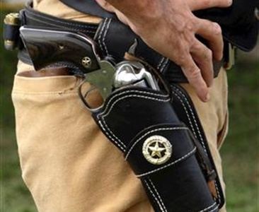 New bill aims to crack down on illegal gun possession