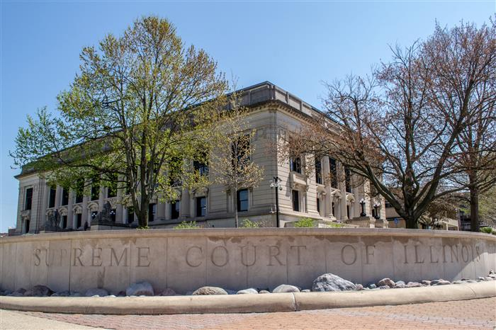 Illinois Supreme Court hears two lawsuits against school districts